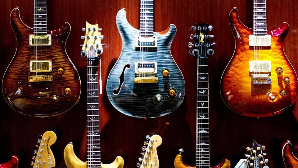 גיטרות חשמליות