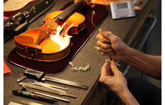 תיקון כינור