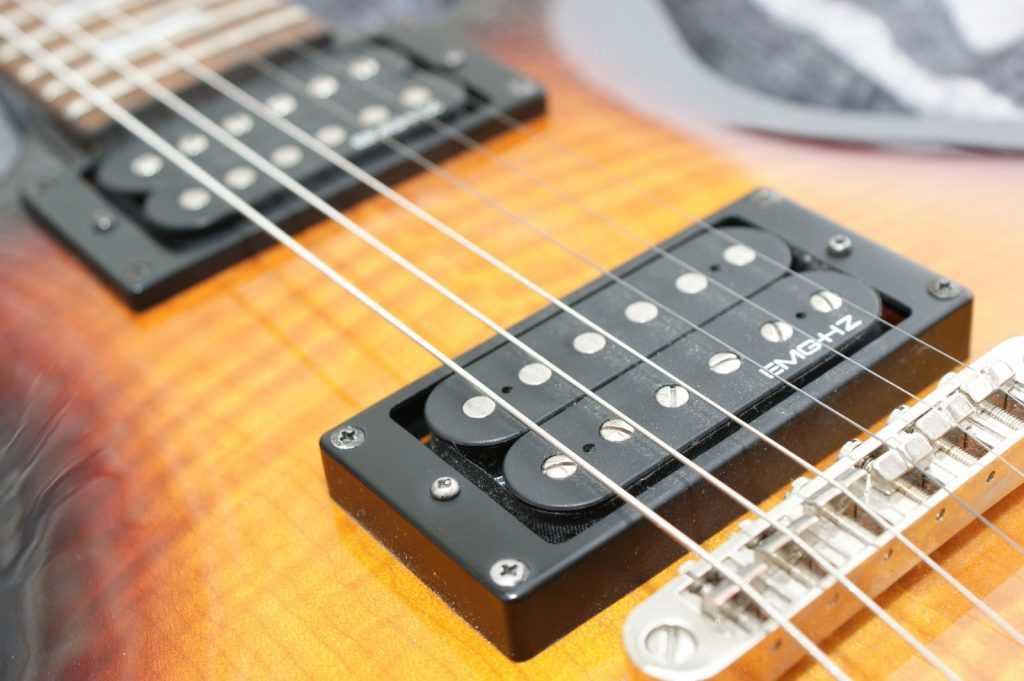 תיקון גיטרה חשמלית