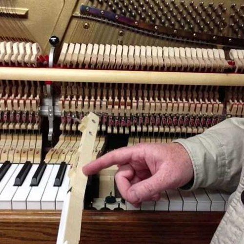 תיקון פסנתרים